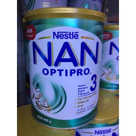 Sữa Nan optipro 3 lon 900g - Sữa Nan optipro 3 lon 900g