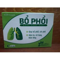 Bổ phổi Đông Dược Việt