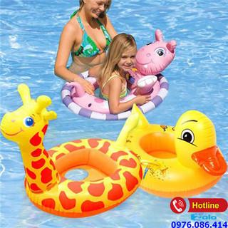 Phao bơi trẻ em hình thú - PHAO BƠI thumbnail