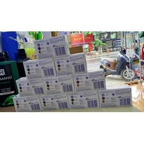 Combo 10 cục Xà bông cục Safeguard hương Phấn dịu mát hộp 135g Trắng - Combo 10 cục Xà bông cục Safeguard trắng