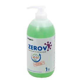 Dung dịch rửa tay khô diệt khuẩn Zero V 1 lít - ZeroV002