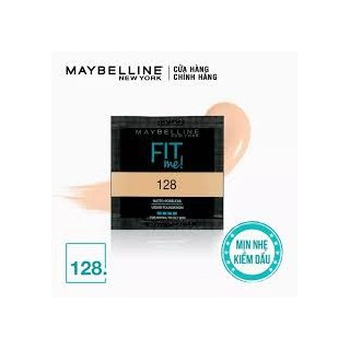 Gói Kem Nền Mịn Nhẹ Kiềm Dầu Fit Me Maybelline New York Matte Poreless Foundation 1.5ml - mblgoikn thumbnail