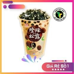 Kẹo trà sữa trân châu đường đen Đài Loan đang được săn lùng trên thị trường loại 120g