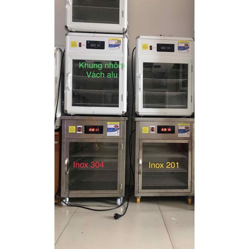 máy sấy tổ yến đạt chuẩn và chất luợng loại 100 tổ inox 201 – sy100inox
