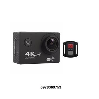 MÁY QUAY Sport Cam Wifi 4K ULTRA HD Chống Rung có Hỗ Trợ Quay Ban Đêm - JXHJKQ thumbnail