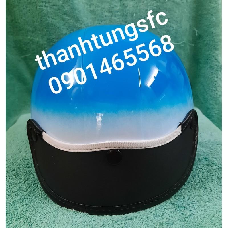 nón bảo hiểm 1/2 đầu son 2 lai mẫu mới siêu xinh hàng cao cấp,siêu bền an toàn cho người sử dụng – nón bảo hiểm thời trang cao cấp siêu xinh