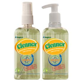 Dung dịch rửa tay khô diệt khuẩn Cleanex 300ml được bộ y tế cấp phép - cleanex002