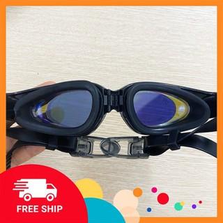 Kính bơi chống UV - kính bơi người lớn wenfei thumbnail