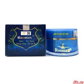 Kem nám - Tàn nhang - Dưỡng trắng - Tái tạo da 15 in 1 ROOMAX (25g) - RM-15I1-134