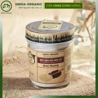Bột Đậu Đỏ hữu cơ Umihome 125g nguyên chất - botdaudo thumbnail