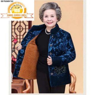 Áo Khoác Nữ Cao Tuổi Thời Trang - 765565gsd thumbnail