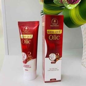 gel tan mỡ olic(kem quế olic)bao hàng chính hảng cty date mới nhất - tanmozalo0948543862