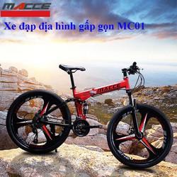 Xe đạp địa hình gấp gọn