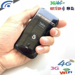 Bộ phát wifi 3G 4G chuẩn hàng Nhật BEBO ZTE MF65,tặng sim 4G Viettel
