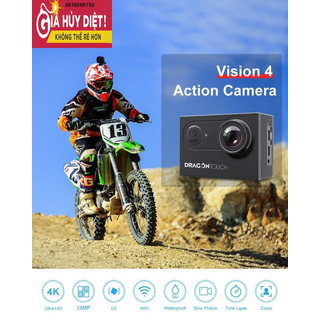 CAMERA HÀNH ĐỘNG CÓ WIFI 4K CHO DÂN PHƯỢT CHỐNG NƯỚC - TRTYYUIIUYTREDFGGR thumbnail
