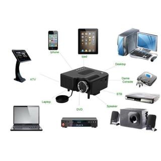 Máy chiếu PHIM mini Unic UC28 Plus hỗ trợ HDMI _ VGA _ AV - MCP65782 thumbnail