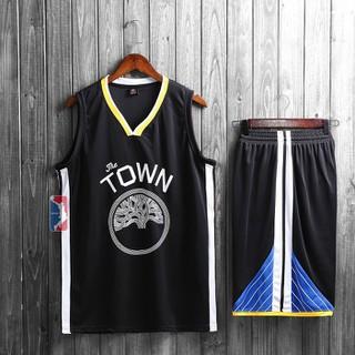 Bộ Quần Áo Bóng Rổ NBA - The Town - Bản thiết kế 2020 - Quần Áo Bóng Rổ NBA The Town thumbnail