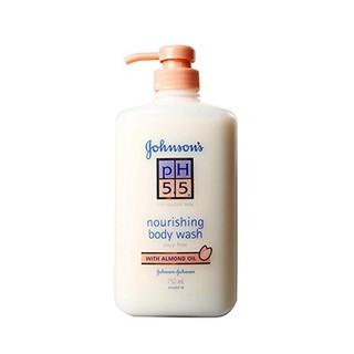 Sữa Tắm PH. 5,5 Với Dầu Hạnh Nhân hiệu Johnson s 750ml - a3431 thumbnail