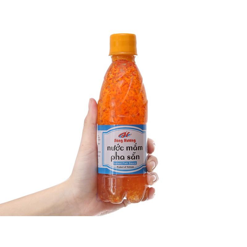 6 Chai Nước Mắm Pha Sẵn Sông Hương Foods Chai 300ml – SHF172