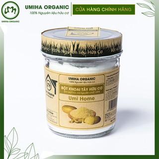 Bột Khoai Tây hữu cơ Umihome 125g nguyên chất - Bột khoai tây thumbnail