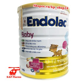 Sữa Bột Endolac Baby 900G Giúp Bé Yêu Phát Triển Toàn Diện Hỗ Trợ Não Bộ Thị Giác Chiều Cao - 4633191832