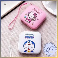 Pin Dự Phòng 10.000mAh Dễ Thương - Sạc Dự Phòng Cao Cấp Doraemon Hello Kitty