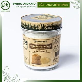 Bột Cám Gạo hữu cơ Umihome 125g nguyên chất - Bột cám gạo thumbnail
