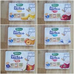 Sữa chua Bledian - lốc 6 hộp date 12 năm 2020