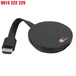 Bộ Kết Nối HDMI Không Dây Kết Nối Với Tivi Tốc Độ Cao 2.4G 5G Từ Điện Thoại, Máy Tính Bảng, Laptop ra Tivi Chromecast 4K Google G2P