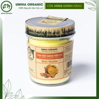 Tinh Bột Nghệ hữu cơ Umihome 125g nguyên chất - Tinh bột nghệ hữu cơ thumbnail