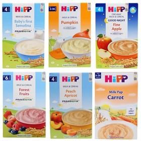 Bột ăn dặm Hipp (từ 4 tháng tuổi trở lên) - Bột ăn dặm Hipp