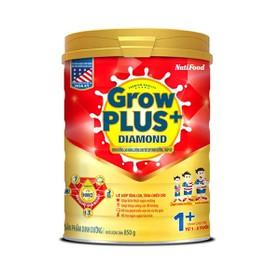 Sữa Bột Grow Plus 1+ Diamond 850g - Sữa Bột Grow Plus 1+ Diamond 850g