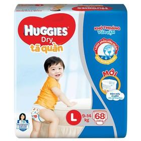 Tã quần Huggies - Huggies quần