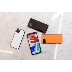 Trả góp 0% Điện thoại Google Pixel 4 - Thiết Kế Nhỏ Gọn - Camera Xóa Phông Cực Chất - Tặng kèm đủ phụ kiện