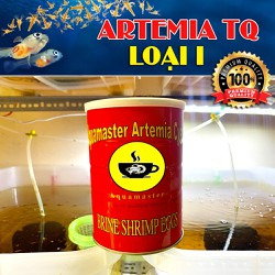 Artemia Trung Quốc - Loại 1 - Thức Ăn Cá
