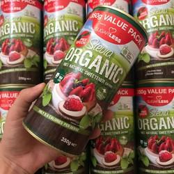 Đường cỏ ngọt hữu cơ Úc - Sugarless stevia organic 350g