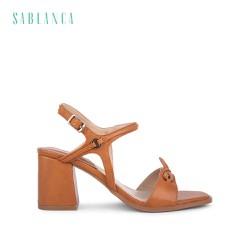 Giày sandal cao gót quai thắt nơ - Sablanca 5050SN0104