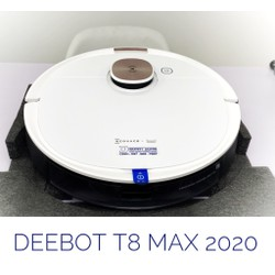 Robot hút bụi lau nhà T8 Max Ecovacs ( Hàng New) 2020