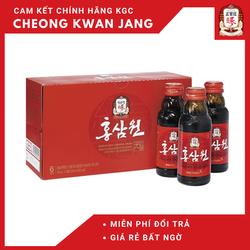 Nước tăng lực hồng sâm KGC - Cheong Kwan Jang - 10 chai x 100 ml