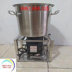 Máy xay tương cà, tương ớt loại 3kg khung inox -Bảo hành 36 tháng