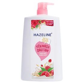 Sữa Tắm Hazeline 1.2Kg Yến Mạch & Dâu Tằm - 021