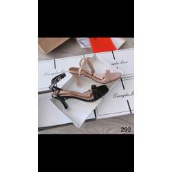 Giày sandal cao gót