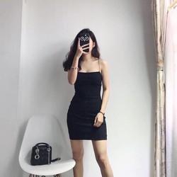 Váy 2 dây sợ nhỏ sexy mix đồ đẹp