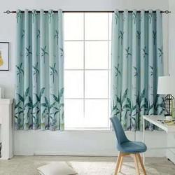 Rèm cửa rèm che nắng cây chuối 1 m ngang x 2m cao (1tấm)