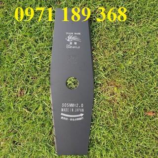 Lưỡi cắt cỏ Nhật 305mm x 2.0 - MADE IN JAPAN. thumbnail
