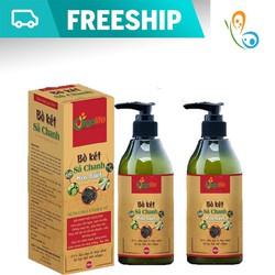 Dầu gội mềm mượt phục hồi tóc hư tổn combo 10 gói Adolph Smooth & Silky Shampoo