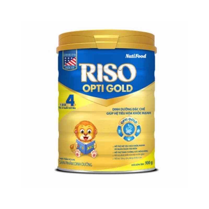 Sữa bột Riso Opti Gold 4 ( từ 2-4 tuổi ) – dtll31