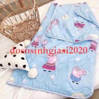 Chăn cho bé-mền cotton hình cho bé 1-5 tuổi - SKU75-4g9 thumbnail
