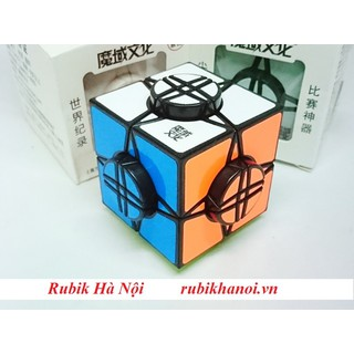 Rubik Moyu Time Round Đen Phiên Bản Giới Hạn - Moyu Time Round Đen thumbnail
