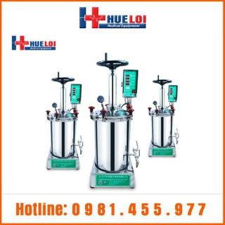 Máy sắc thuốc áp suất 5 van 20L và 40L - PNM15 thumbnail